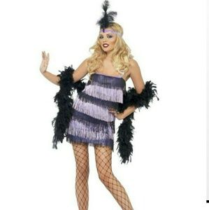 Apologise, but, flapper girl halloween costume thank